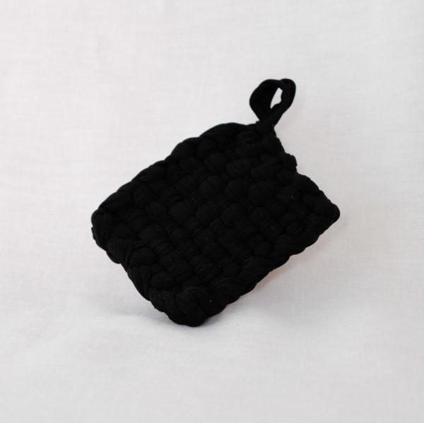 Tawashi éponge durable noir