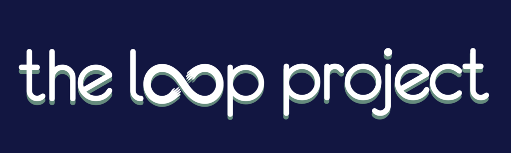 Logo rectangle the loop project